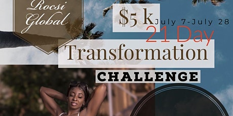 $5K Transformation Weight Gain/Loss Challenge tickets
