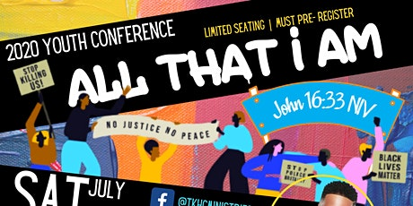 All That I Am Youth Conference tickets