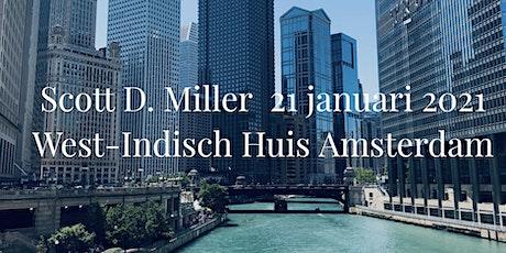 Workshop met Scott Miller Amsterdam tickets