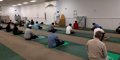 Jumu'ah Prayer at The Islamic Information & Dawah Centre International tickets
