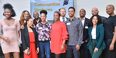 Communitas Ventures Cohort 4 Demo Day billets
