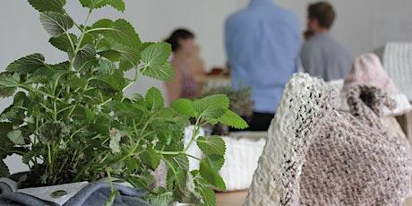 Parlons de design et de végétal - conférence interactive (2) billets