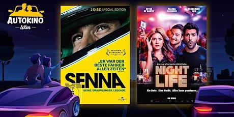 Senna & Night Life - So 05.07 Autokino Wien tickets