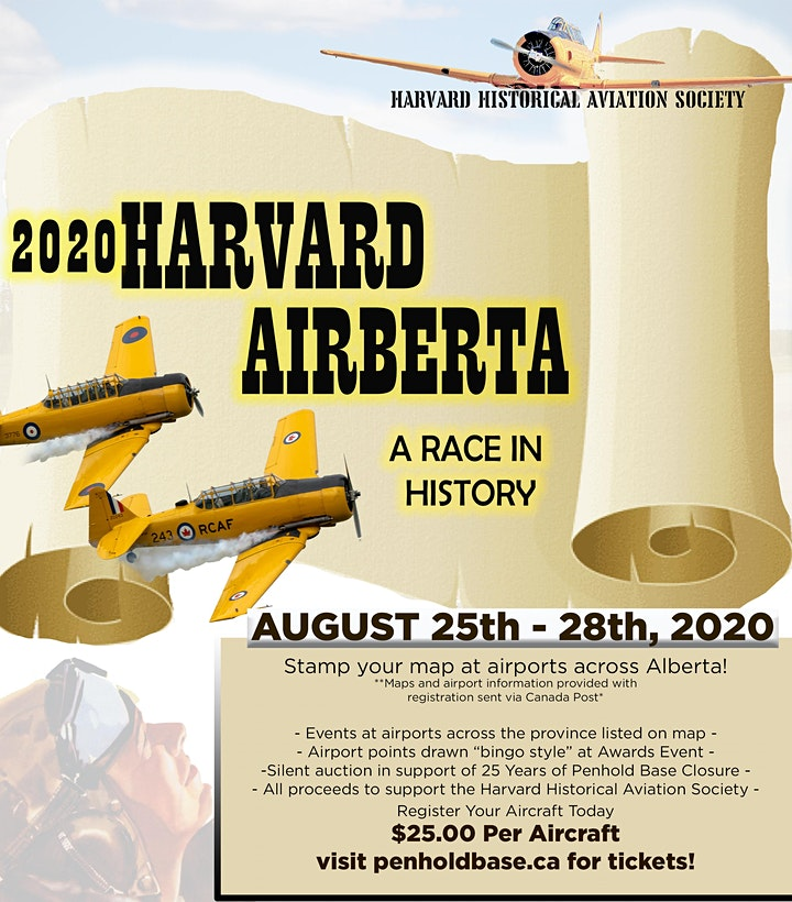 The Harvard Airberta - A Race in History image