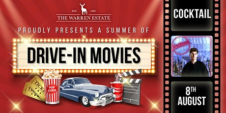 Drive-in Movies at The Warren - Cocktail tickets