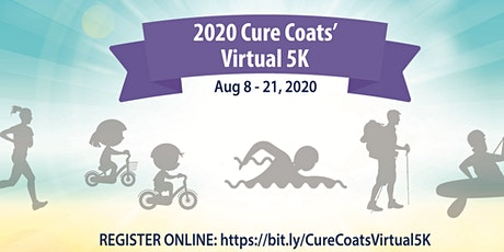 Cure Coats' Virtual 5K tickets