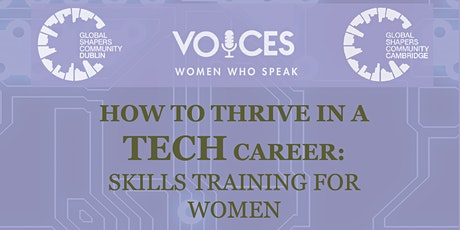 How to Thrive in a Tech Career: Skills Training for Women tickets