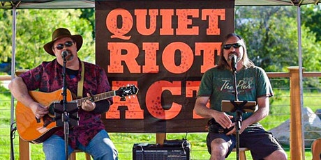 Quiet Riot Act On The Deck! at River Winds tickets
