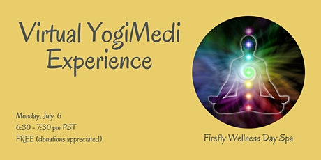 Free YogiMedi experience with Zarah and Heather tickets