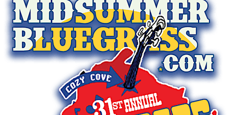 MidSummer Bluegrass Festival- 31st Annual tickets