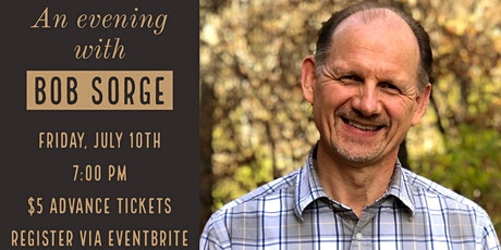 An Evening with Bob Sorge tickets