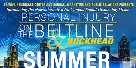 Trauma NeuroCare Center & Randall MPR: Personal Injury in Buckhead tickets
