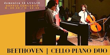 Beethoven | Cello-Piano Duo biglietti