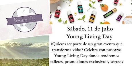 Young Living Day entradas