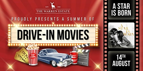 Drive-in Movies at The Warren - A Star Is Born tickets