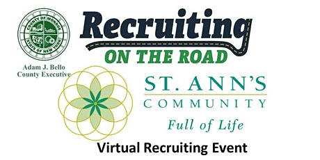 St. Ann's Community - Virtual Recruiting on the Road tickets