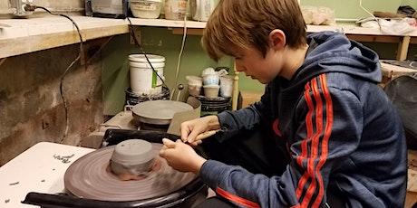 Ceramic Handbuilding tickets