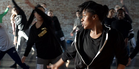 Love Lunch X Dance Umbrella - Choreography Exploration with Sara Dos Santos tickets