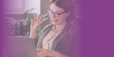 WORKSHOP ¿Cómo liderar reuniones virtuales efectivas? entradas