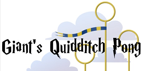 Giant's Quidditch Pong Tournament - Edwardsville 2020 tickets