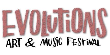 Evolutions Festival tickets