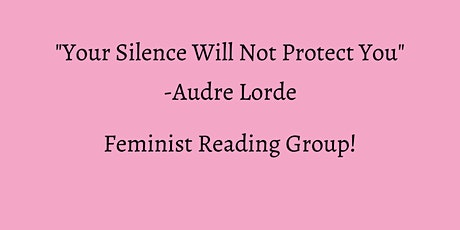 Feminist Reading Group tickets
