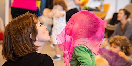 Love Lunch X Dance Umbrella: Family creative dance workshop, Charlene Low tickets