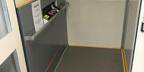 Shielded Access/ Lift Access slots for NLM tickets