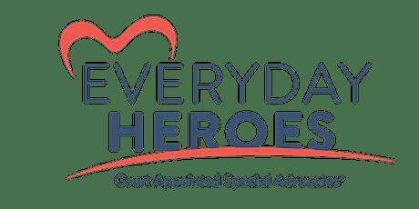 Virtual Volunteer Information Session boletos