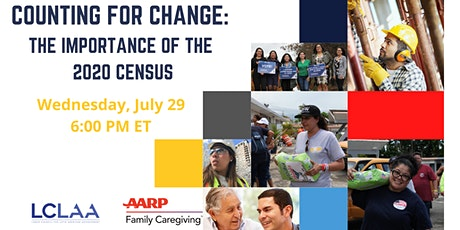 Counting for Change: The Importance of the 2020 Census tickets