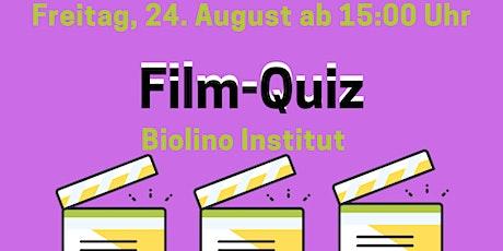 1. Netzwerk-Film-Quiz im Biolino Tickets