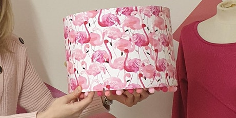 Lampshade making class at Sew Confident Birmingham tickets