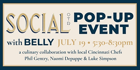 Social O.T.R. Pop-Up Event tickets