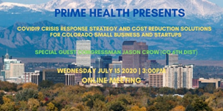 Covid19 Crisis Response Strategy & Cost Reduction Solutions For Colorado tickets
