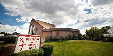 Orthros & Divine Liturgy 7/19/2020 tickets