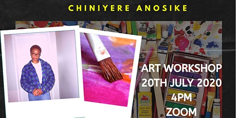 Chinyere Anosike ArtWorkShop tickets