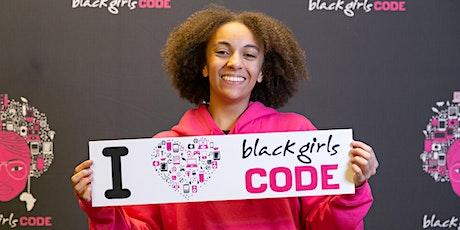 Black Girls CODE Virtual Summer Camp: Game Development 4PM-6PM EST tickets