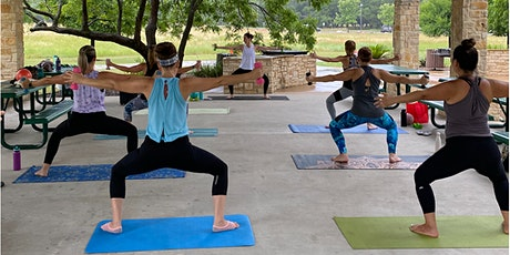 Avery Ranch, Brushy Creek + Barre3 in the Park tickets