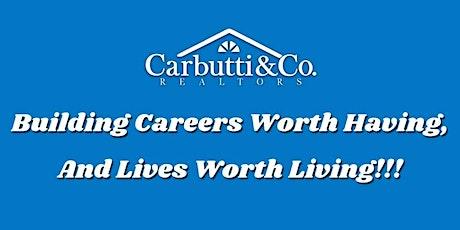 Career Night - Carbutti & Co. Realtors tickets