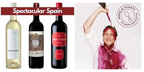 Virtual Wine Event: Spectacular Spain tickets