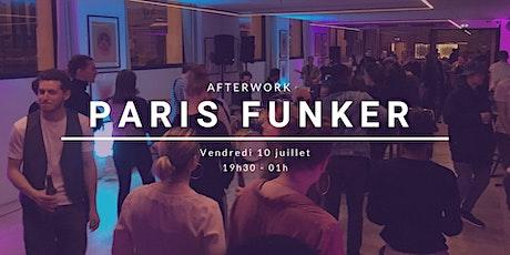 Afterwork - Paris Funker billets