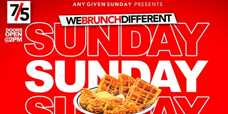 Any Given Sunday Day Party (Get Right) tickets