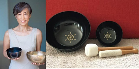 Virtual Meditation with Japanese Singing Bowl tickets