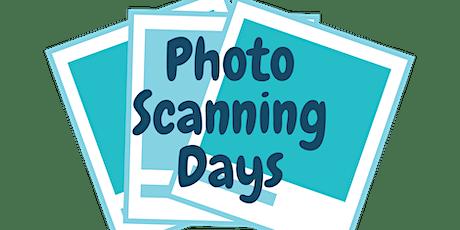 Photo Scanning Day tickets