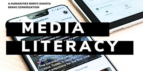 Media Literacy: Political Rhetoric and Public Deliberation tickets