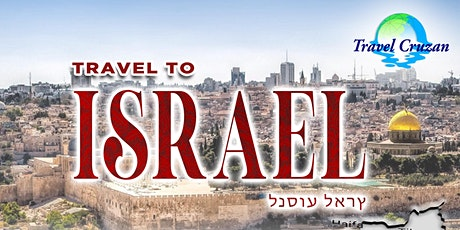 Israel Tour 2021 tickets