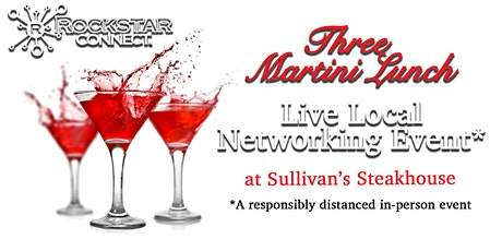 Three Martini Lunch Live tickets