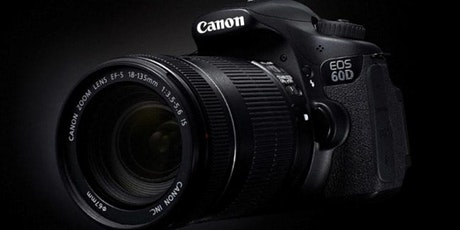 Photography Basics Workshop tickets