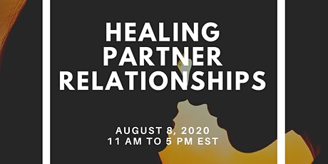 Healing Partner Relationships tickets