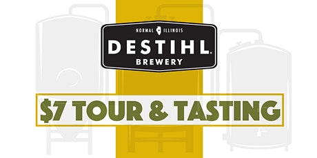 DESTIHL Brewery Tour & Tasting tickets